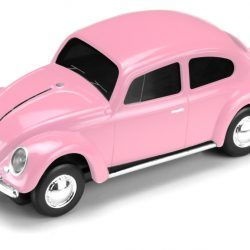 Volkswagen USB Flash Drive Beetle 16GB High Speed Flash Memory Stick USB 2.0 Pink
